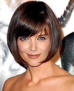 Katie Holmes Fantastix3 Make Up Hair Blog