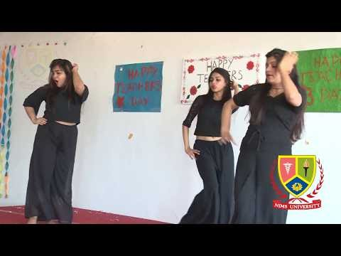 Chhan Ke Mohalla Dance Performance : Teachers Day - Nims University Jaipur