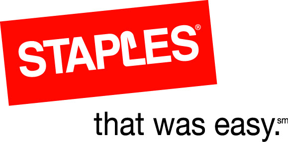 staples logo1 Staples: $5 off $30 Purchase