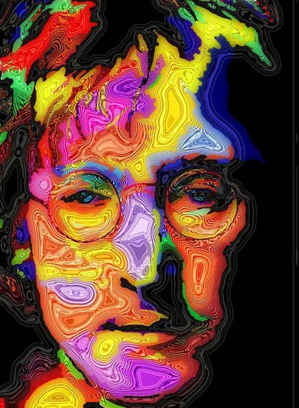Lovely Beatles Artworks to Appreciate (7)