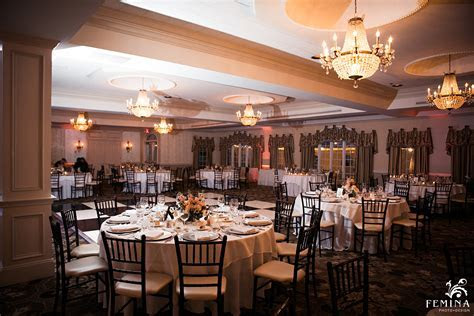 Upper Montclair Country Club New Jersey Wedding