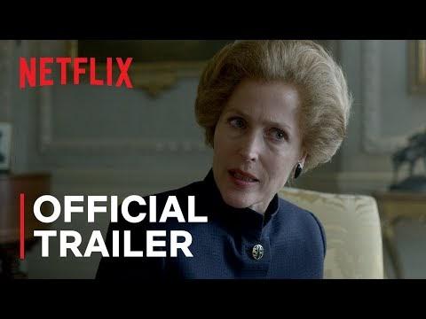 The Crown Season 4   Official Trailer