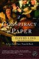 A Conspiracy of Paper book picture