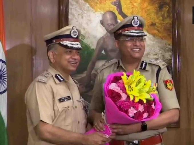राकेश अस्थाना को दिल्ली का पुलिस कमिश्नर बनाने पर कांग्रेस ने उठाए सवाल