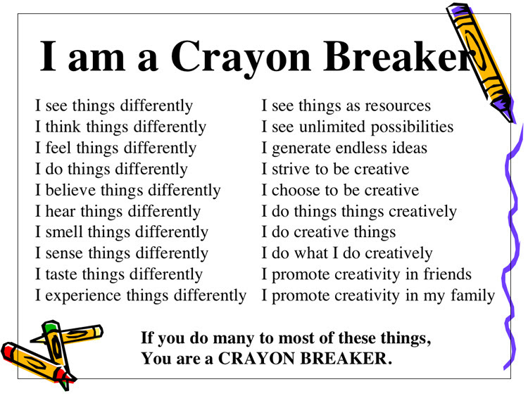 Broken Crayons By Robert Alan Black Phd