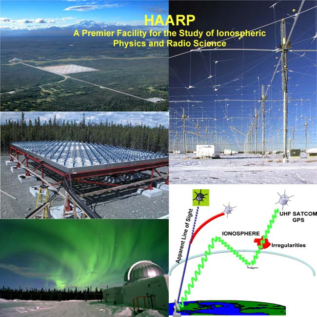 HAARP Melindungi Dari Bahaya Nuklir