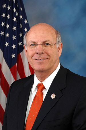 English: Official portrait of US Rep. Steve Pe...