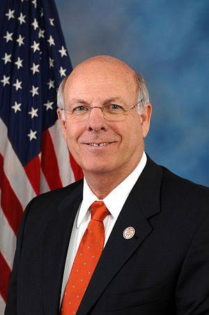 English: Official portrait of US Rep. Steve Pe...