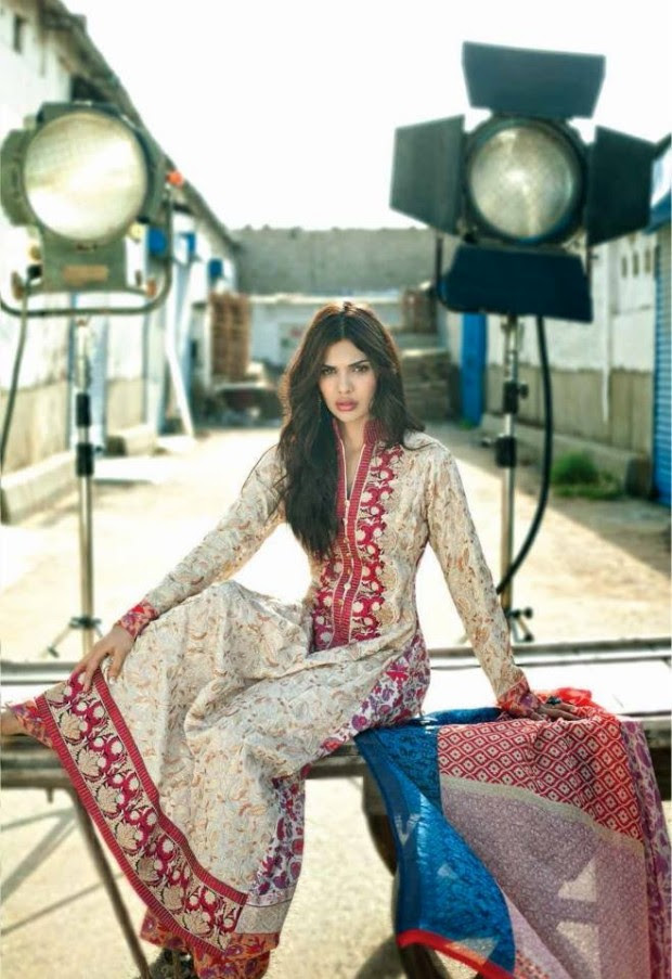 Womens-Girl-Dress-Reeva-Designer-Embroidered-Lawn-Collection-2013-By-Shariq-Textile-5