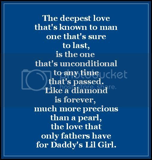 Daddy 39 S Little Girl Poems