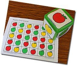 apple grid games - Re-pinned by #PediaStaff.  Visit http://ht.ly/63sNt for all our pediatric therapy pins