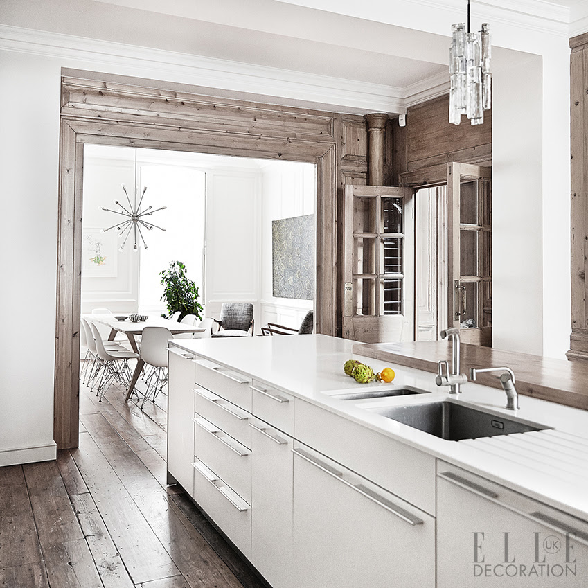 Kitchen design inspiration  decoration ideas  ELLE Decoration UK
