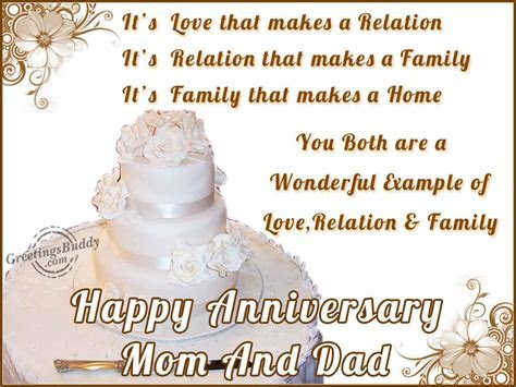 Happy Anniversary Mom And Dad Pictures, Photos, and Images