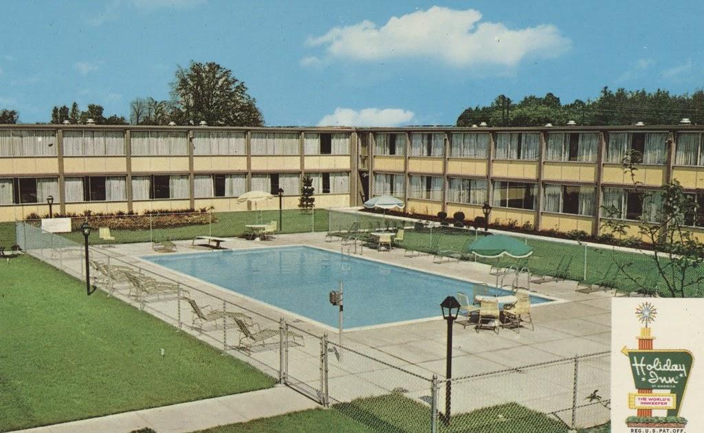 The Cardboard America Motel Archive Holiday Inn Buffalo 3 Amherset Tonawanda New York