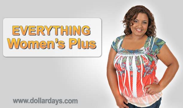 inexpensive plus size clothing - laura williams