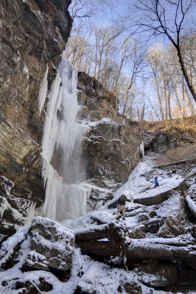 Verble Hollow Falls 1, Putnam County, Tennessee