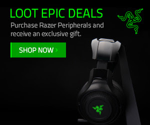 Razer - Affiliate Exclusive Epic Deals (Audio)