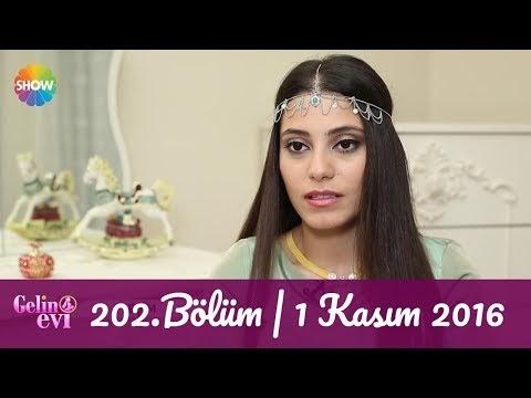 Gelin Evi 202.Bölüm 01 Kasim 2016 Full izle