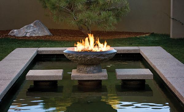 Modern Outdoors - Fire Features | Trendir