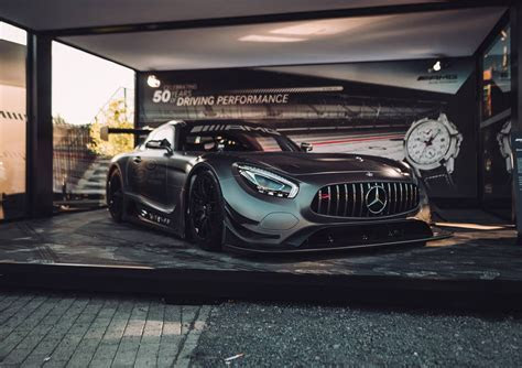 2017 Mercedes AMG GT3 Edition 50 debuts, limited to 5 cars