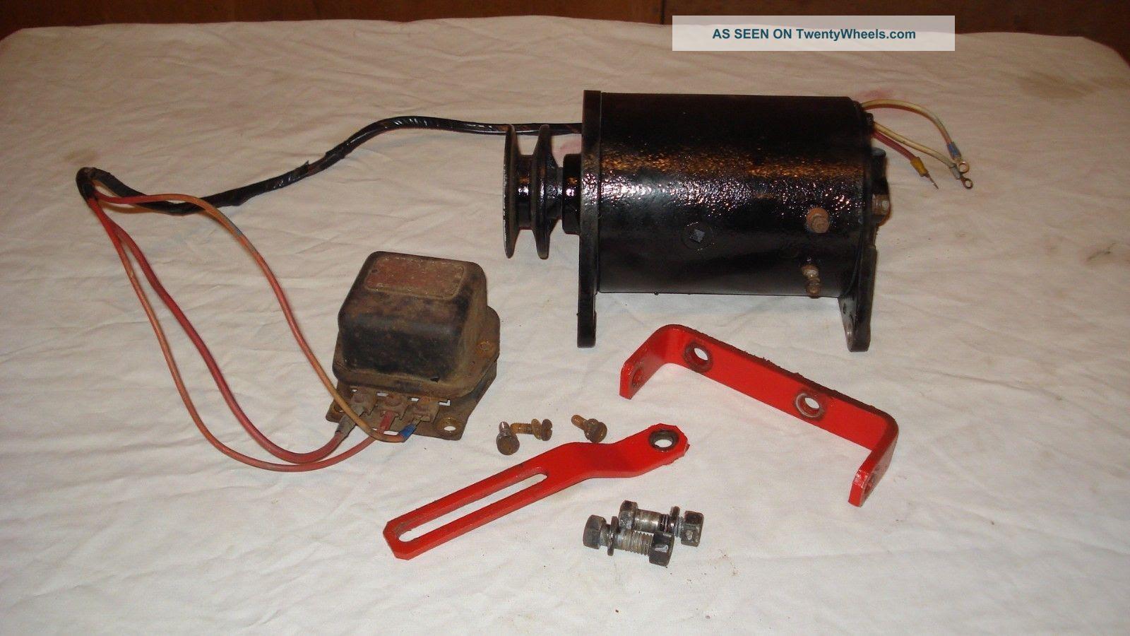 Ford 8n Voltage Regulator Wiring Diagram