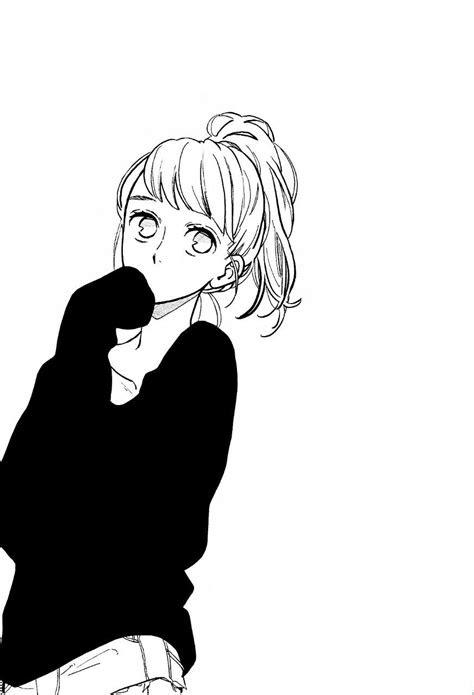 en realidadno chicas manga anime manga anime girl