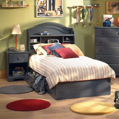 Red Color In The Bedrooms Of A Special, Childrens Bedroom Furniture Wayfair