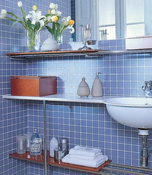 31 Creative Storage Idea For A Small Bathroom Organization - 6 ...