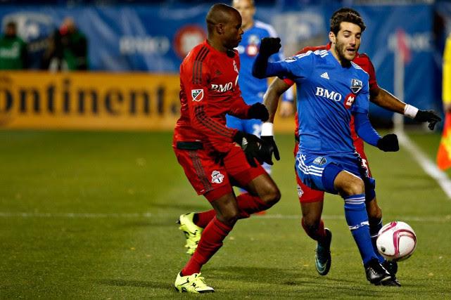 Selon Dominic Oduro, le Toronto FC en aura... (PHOTO OLIVIER JEAN, archives LA PRESSE)