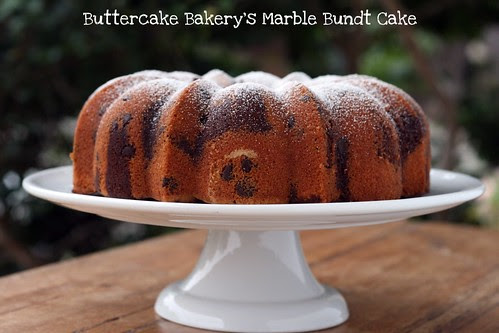 Buttercake Bakery's Marble Bundt Cake - I Like Big Bundts 2011