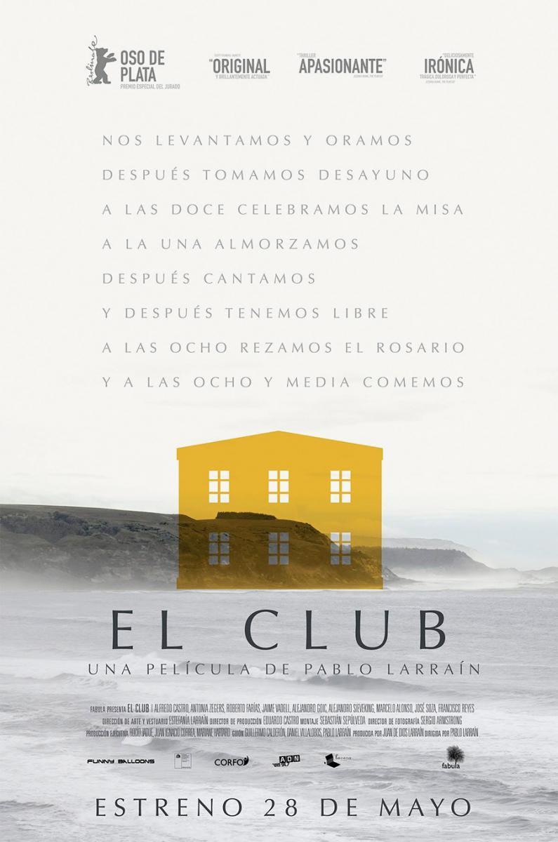 Resultado de imagen de El club (Pablo Larraín)