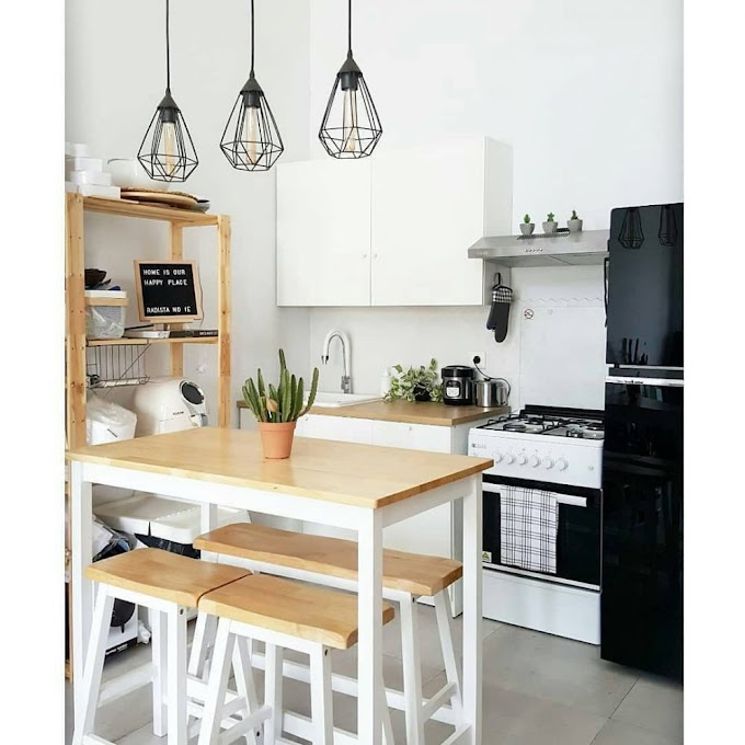 Dekorasi Ruang Dapur Sederhana | Ide Rumah Minimalis