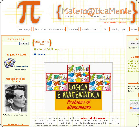 http://www.lanostra-matematica.org/2015/03/problemi-di-allenamento.html#more