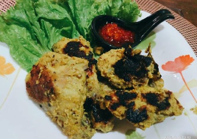 Resep Mudah Ayam Bakar Sederhana Tiada Duanya