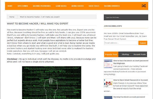 Hacking Loops