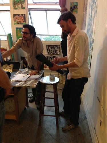 JC Artists' Studio Tour