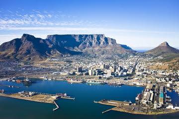 Ansicht von Kapstadt
