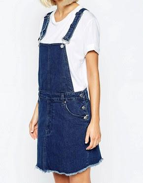 Image 3 of Cheap Monday Dungaree Dress