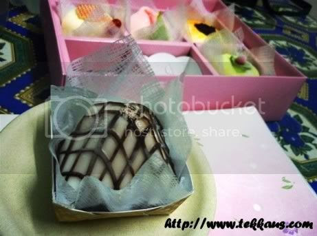 My Japanese Ice Cream Mooncakes