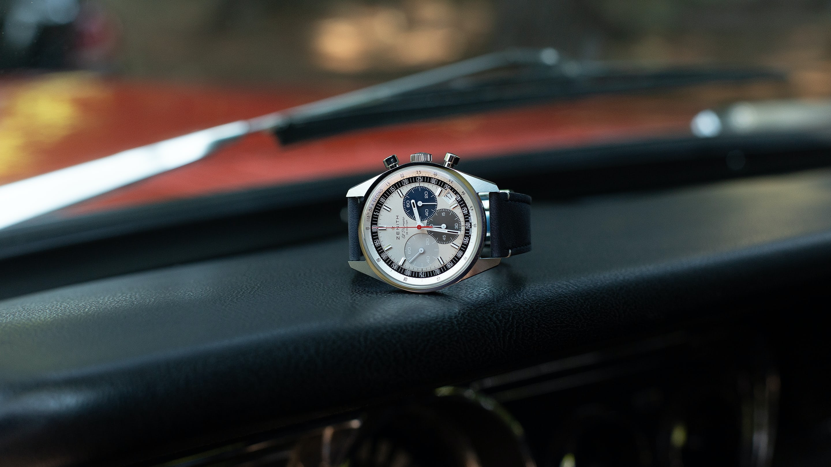 A Week On The Wrist: The New 38mm Zenith Chronomaster Original