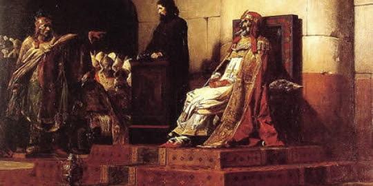 9 Paus Paling Kontroversial di Vatikan