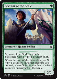 Servant of the Scale