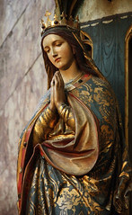 The Immaculate Virgin Mary