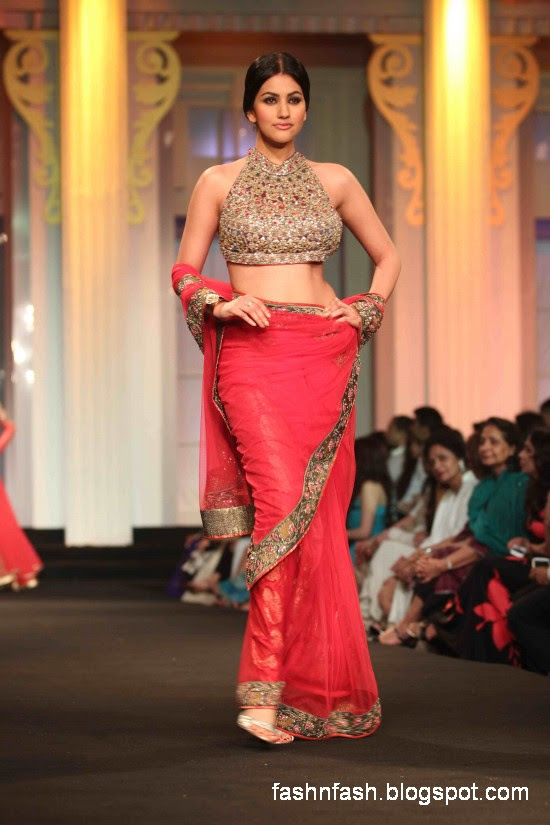 Indian-Pakistani-Bridal-Wedding-Dresses-2012-13-Bridal-Saree-Lehenga-Gharara-Dress-9