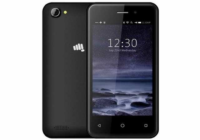 Micromax Bolt Q3001 Entry-Level Smartphone with 4GB RAM Launched