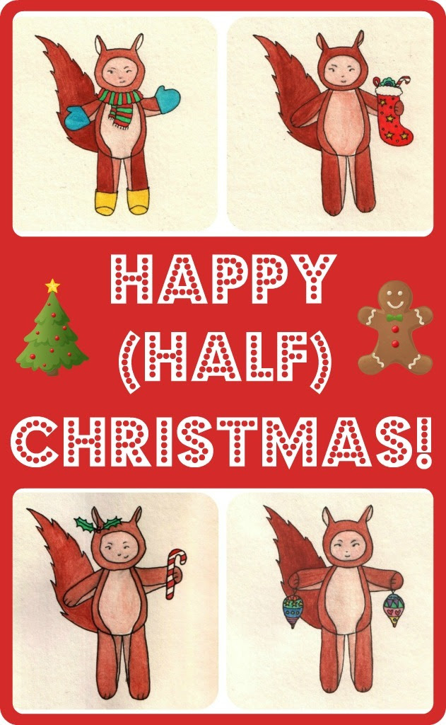 Happy Half Christmas The Official Site Of Christmas Songwriter