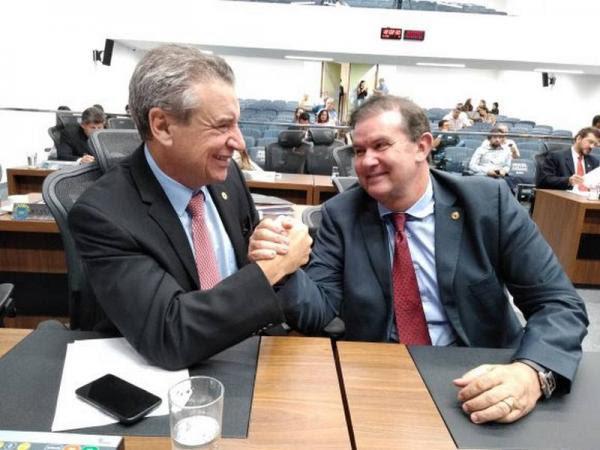 Por unanimidade, Eduardo Rocha é eleito vice-presidente da Assembleia Legislativa