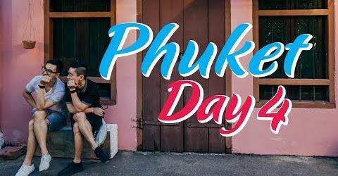 Hành trình Phuket ngày thứ 4