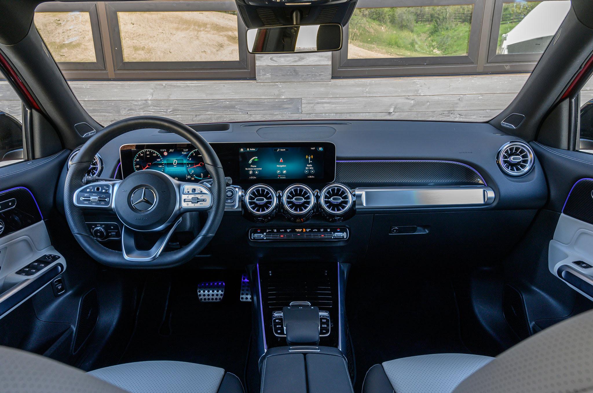 First Look - 2020 Mercedes-Benz GLB 250