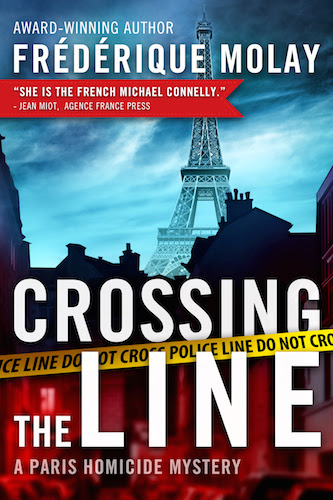 crossing the line frederique molay
